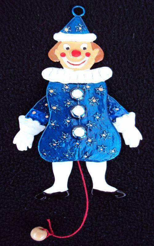 Hampelmann Clown