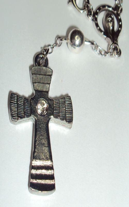 Kreuz mit Riffen